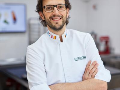 Jordi Bordas - Champion du monde de Patisserie - 2